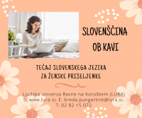 Slovenščina ob kavi